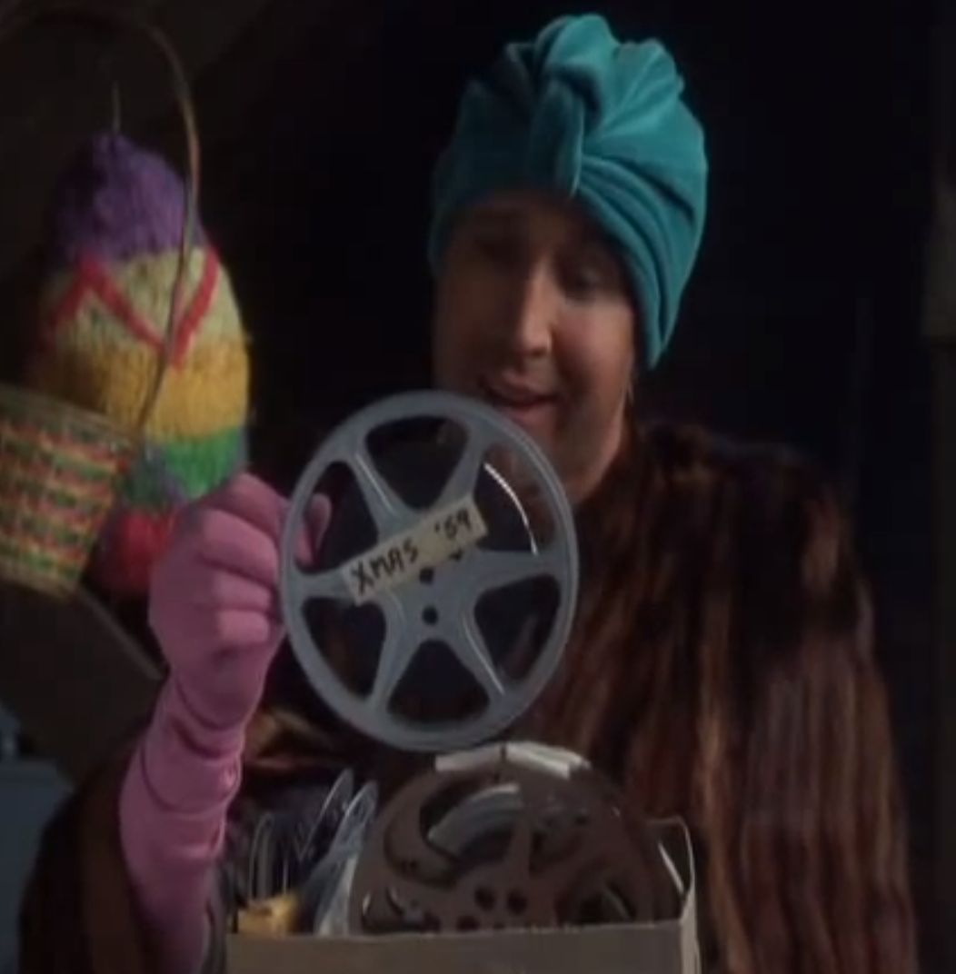 Calm And Cool In Chevy Chase In 2019: Christmas Vacation Attic Scene New--year.info 2019