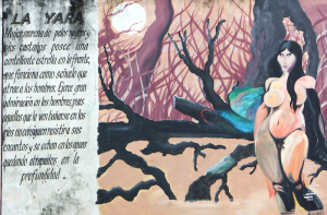 Trip to Amazon - Nauta Painting
