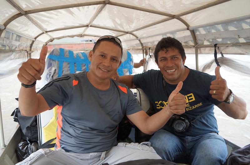 Trip to Amazon - Victor Coelho and Usiel
